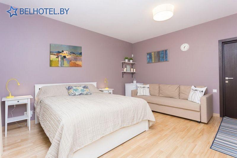 Гостиницы Белоруссии Беларуси - гостиница Дом 15 - 2-местный 1-комнатный люкс (корпус №1)