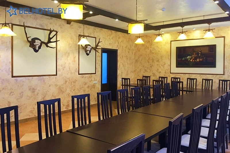 Hotels in Belarus - hotel Turley - Banquet room
