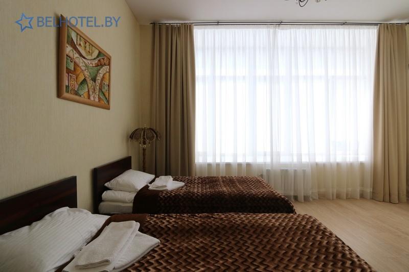 Hotels in Belarus - hotel Central - double 1-room comfort