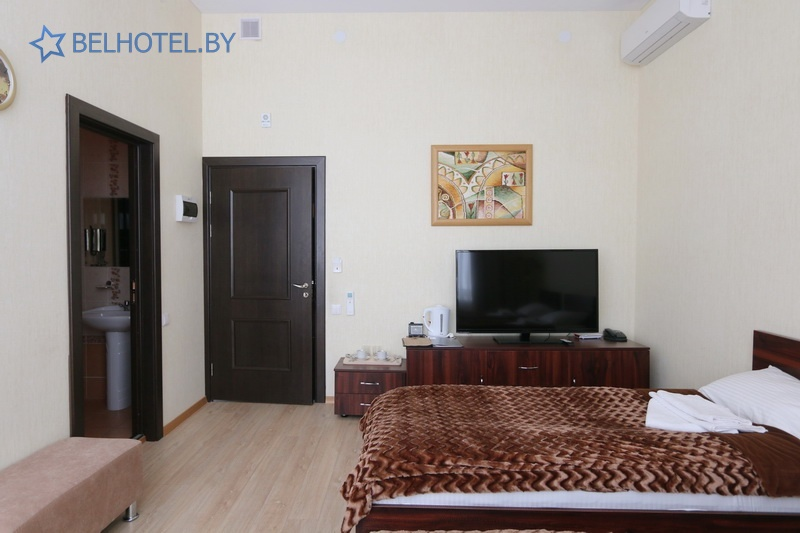 Hotels in Belarus - hotel Central - double 1-room comfort