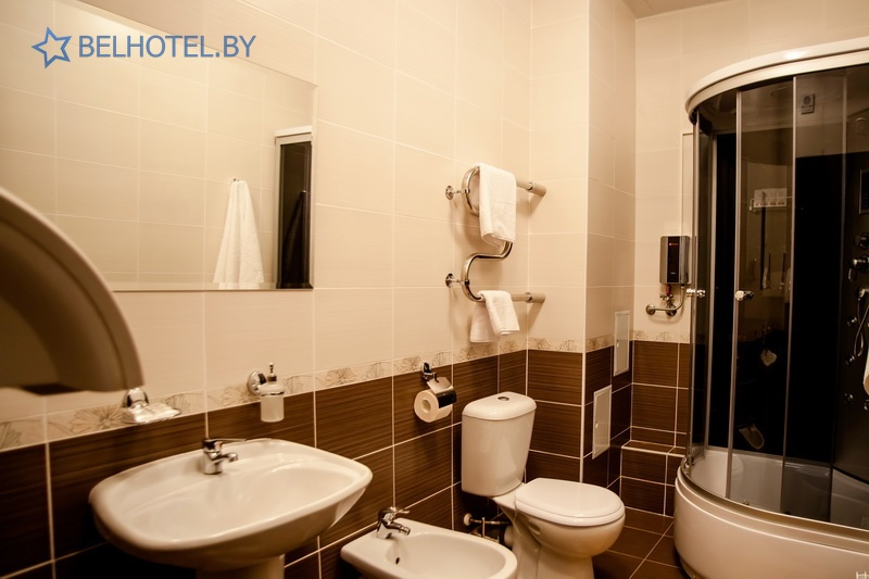 Hotels in Belarus - hotel Central - double 1-room advanced