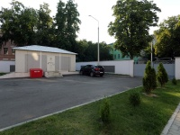 гостиница Центральная - Парковка