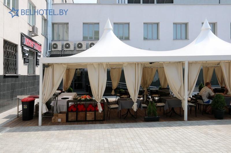 Hotels in Belarus - hotel Central - Bar