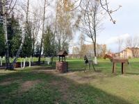 гостиничный комплекс Ратомка - Площадка для шашлыков
