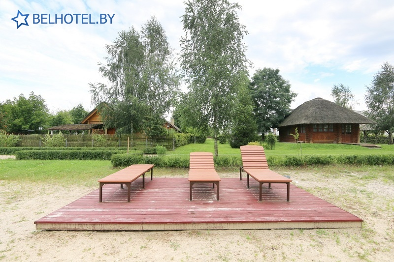 Hotels in Belarus - tourist complex Rinkavka - Scenery of the locality