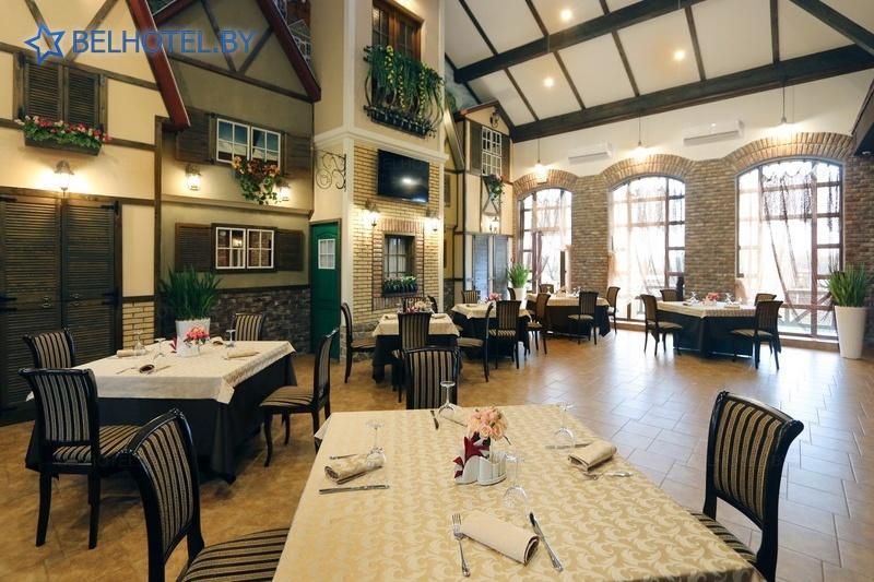 Hotels in Belarus - hotel M hotel - Cafe