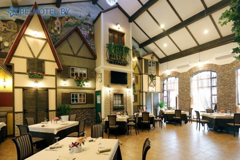 Гостиницы Белоруссии Беларуси - отель М-отель - Кафе