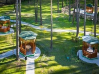 hotel complex Forum Minsk - Barbeque site