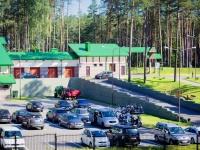гостиничный комплекс Форум - Автостоянка