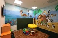 гостиница Аква-Минск - Детская комната