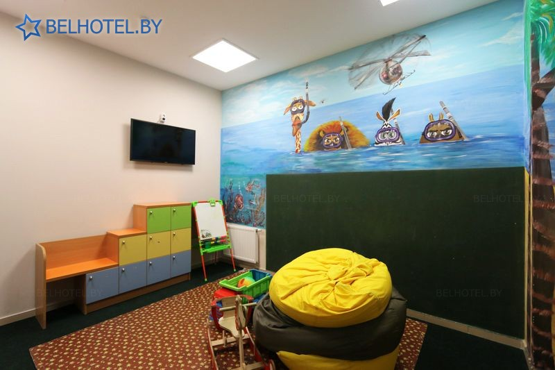 Hotels in Belarus - hotel Akva Minsk - Children's room