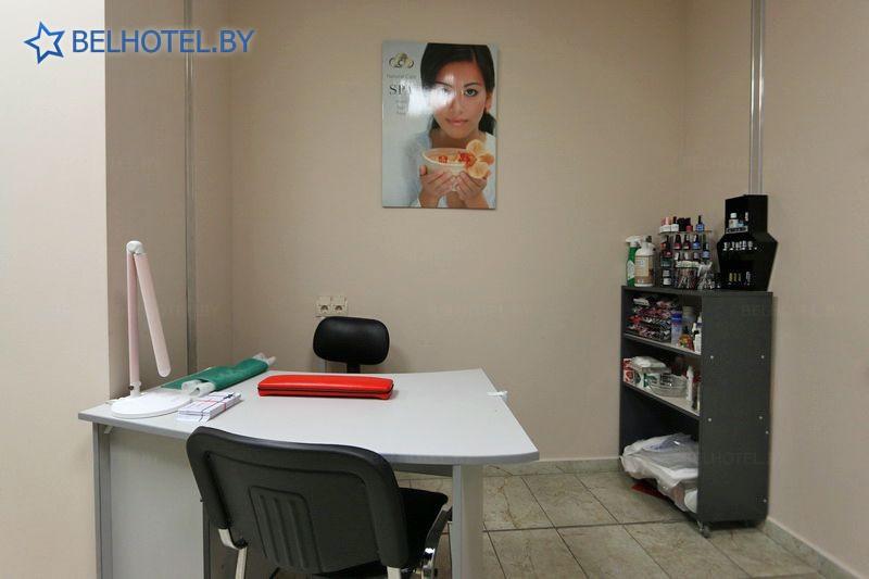Hotels in Belarus - hotel Akva Minsk - Nail salon