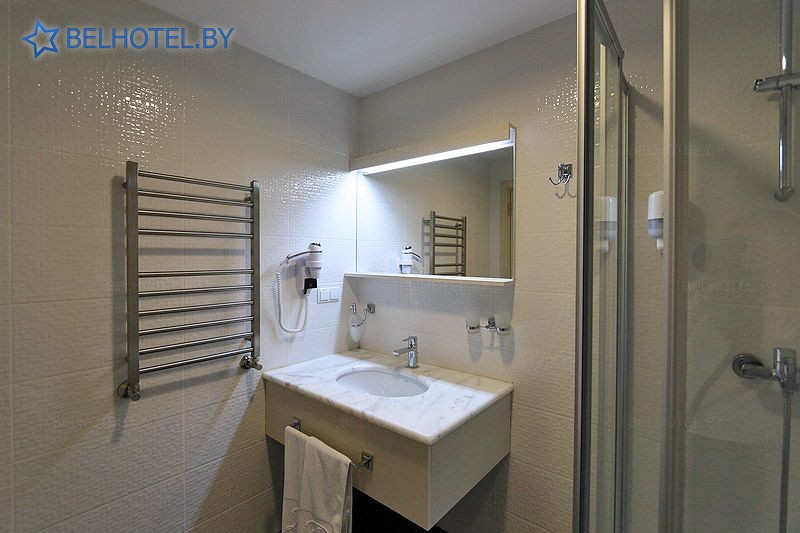 Гостиницы Белоруссии Беларуси - гостиница Аква-Минск - 2-местный 1-комнатный / Double (гостиница)