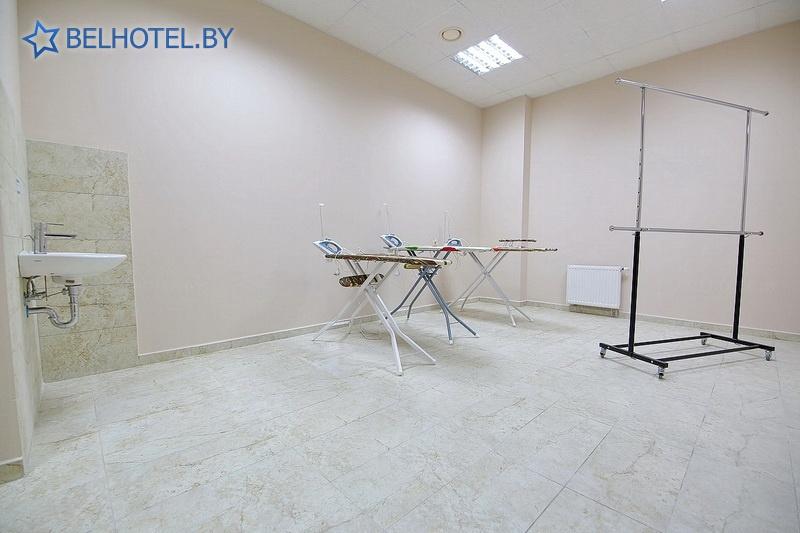 Hotels in Belarus - hotel Akva Minsk - Ironing room