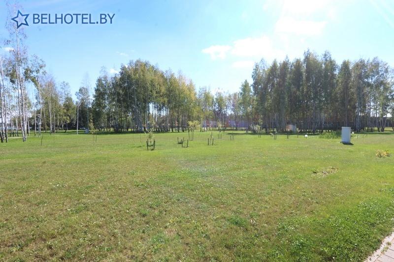 Hotels in Belarus - hotel Akva Minsk - Scenery of the locality