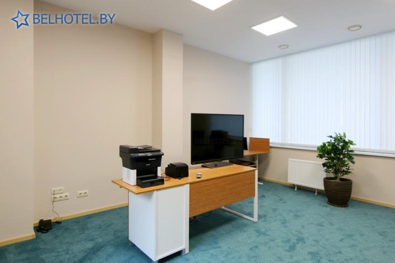 Hotels in Belarus - hotel Akva Minsk - Infrastructure