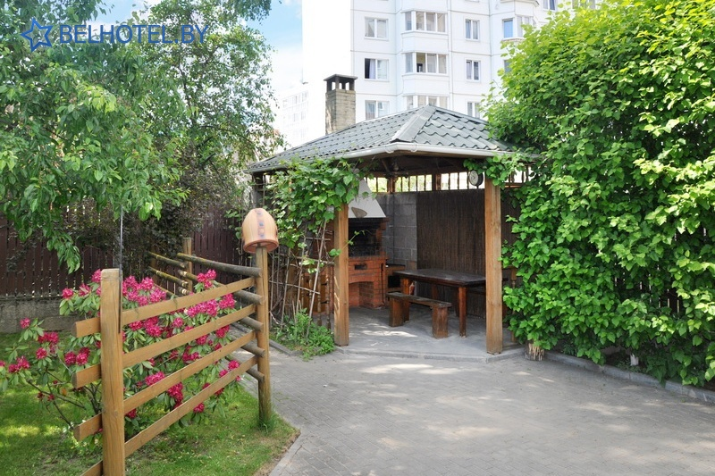 Hotels in Belarus - hotel Dom number 18 - Barbeque site