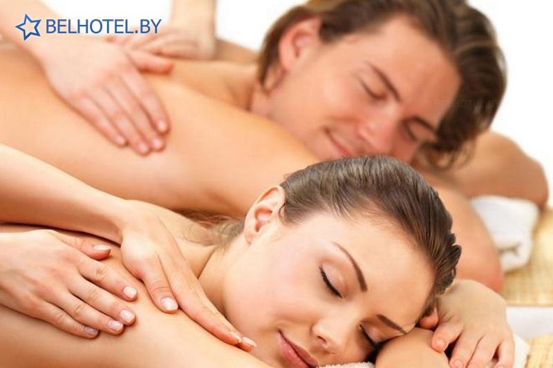 Hotels in Belarus - hotel Dom number 18 - Massage