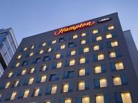 Хэмптон бай Хилтон / Hampton by Hilton Minsk City Center