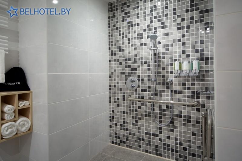 Hotels in Belarus - hotel Hampton by Hilton Minsk City Center - double 1-room / Double Standard