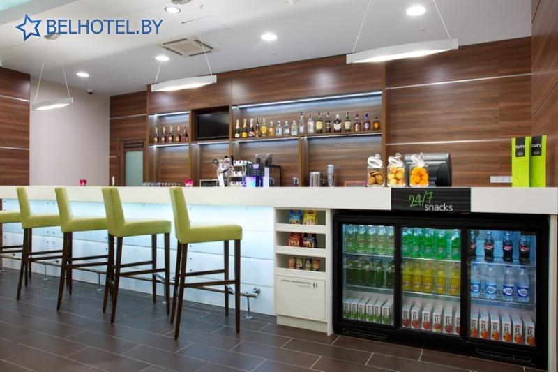 Hotels in Belarus - hotel Hampton by Hilton Minsk City Center - Bar