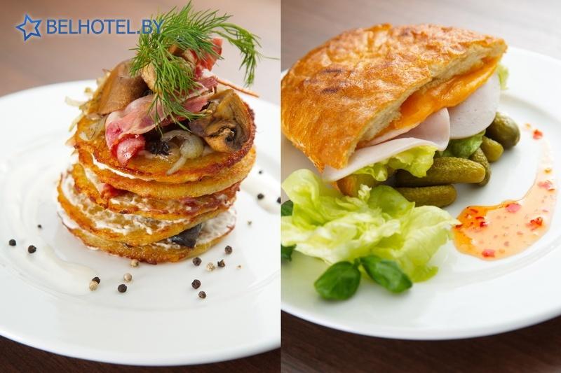 Hotels in Belarus - hotel Hampton by Hilton Minsk City Center - Restaurant