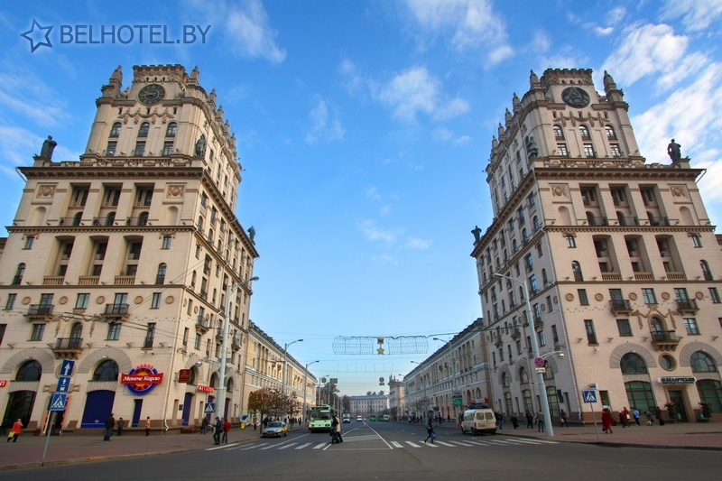 Hotels in Belarus - hotel Hampton by Hilton Minsk City Center - Scenery of the locality