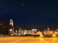 отель Хэмптон бай Хилтон / Hampton by Hilton Minsk City Center