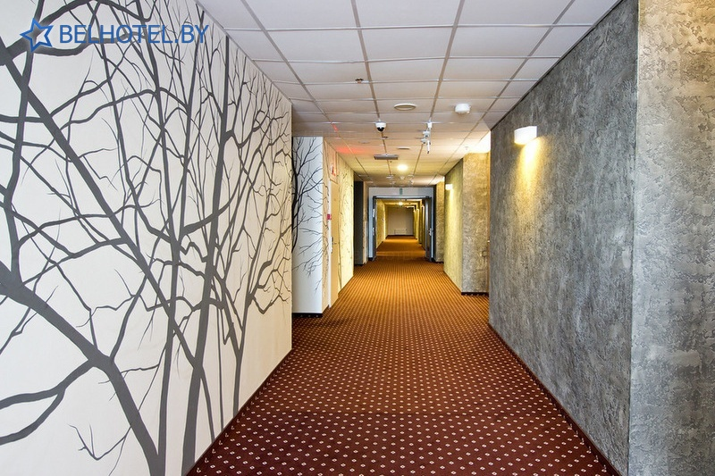 Hotels in Belarus - hotel Green City - Reception, hall