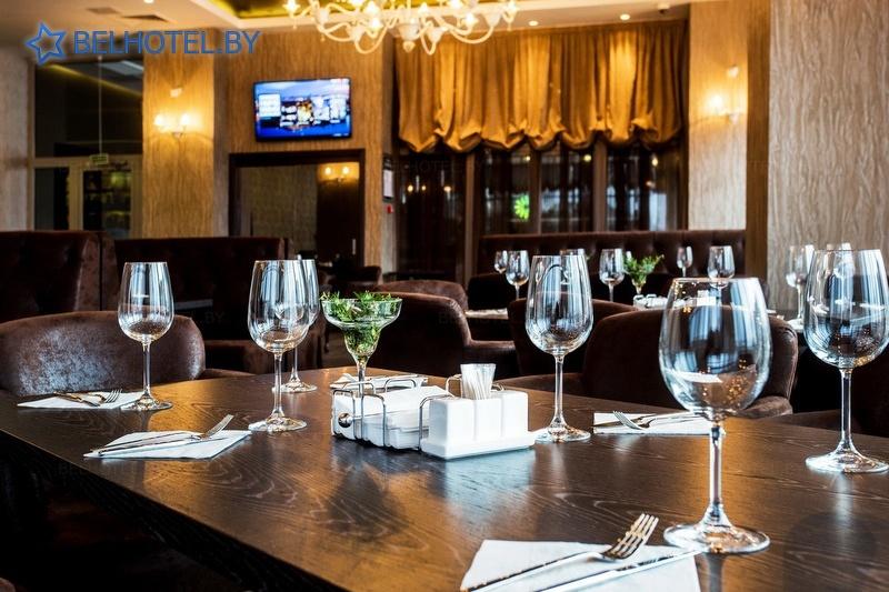 Hotels in Belarus - hotel Green City - Restaurant