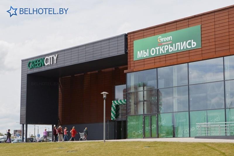 Hotels in Belarus - hotel Green City - Shop