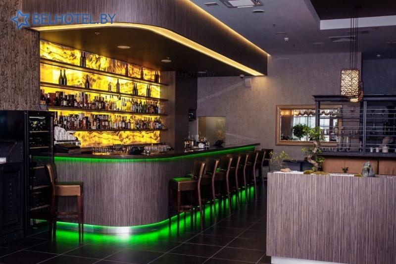 Hotels in Belarus - hotel Green City - Bar