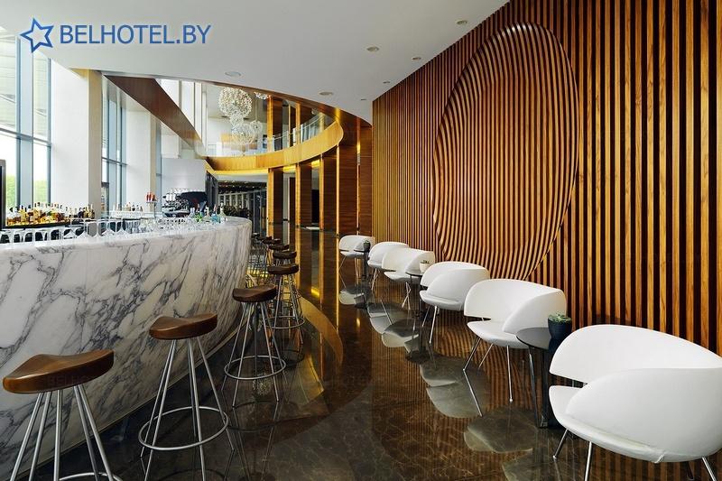Hotels in Belarus - hotel Minsk Marriott - Bar