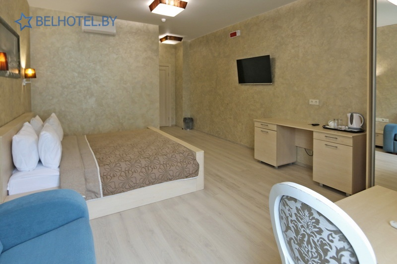 Hotels in Belarus - hotel Riviera - double 1-room with add. place (hotel)