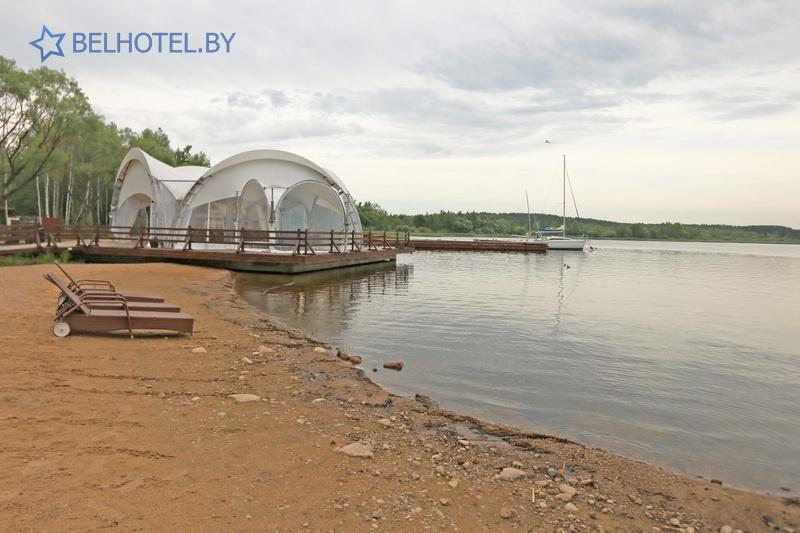 Гостиницы Белоруссии Беларуси - гостиница Ривьера - Окрестные пейзажи