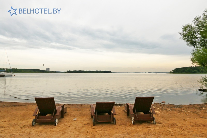 Hotels in Belarus - hotel Riviera - Scenery of the locality