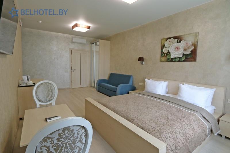 Гостиницы Белоруссии Беларуси - гостиница Ривьера - 2-местный 1-комнатный с доп. местом (гостиница)