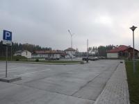 гостиница Брузги - Автостоянка