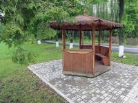 гостиница Войтов мост - Площадка для шашлыков