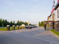 гасцінічны комплекс КРЦ Карона - Паркоўка