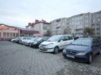 гостиница Несвиж - Парковка