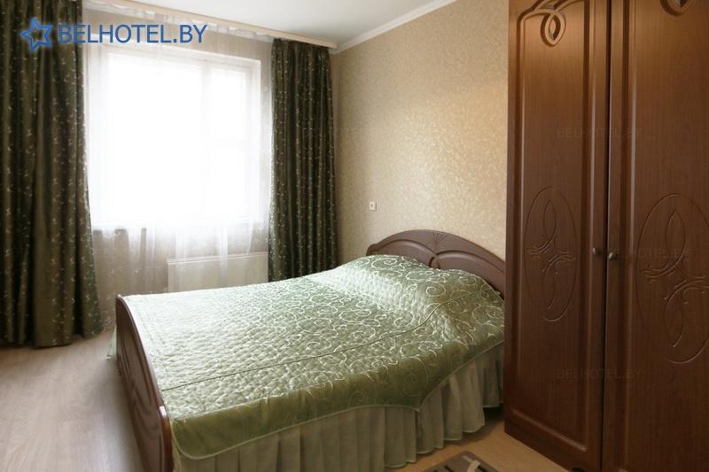 Гостиницы Беларуси - гостиница Желонь - 2-местный 2-комнатный (1 категория)