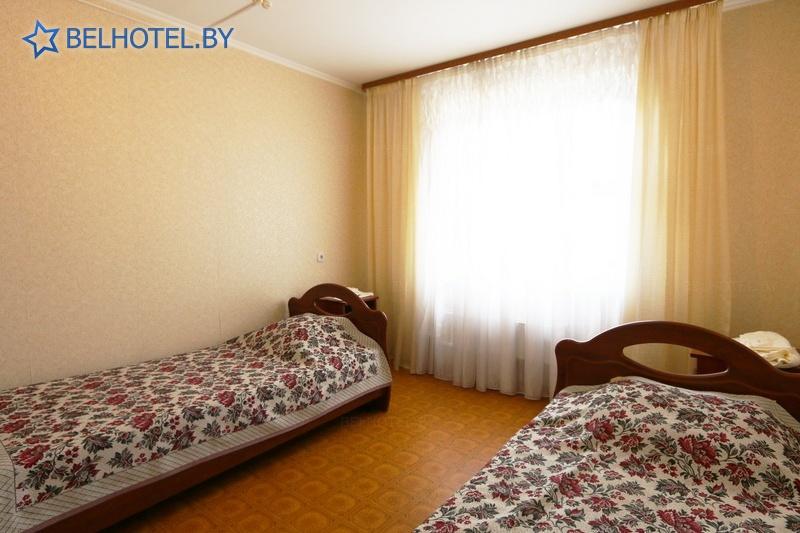 Гостиницы Белоруссии Беларуси - гостиница Желонь - 2-местный 2-комнатный (1 категория)