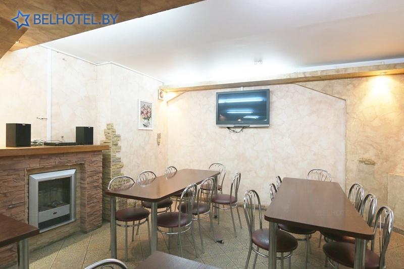 Гостиницы Белоруссии Беларуси - гостиница Желонь - Банкетный зал