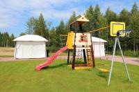 отель М1 - Детская площадка