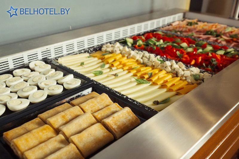 Hotels in Belarus - hotel Willing - Restaurant