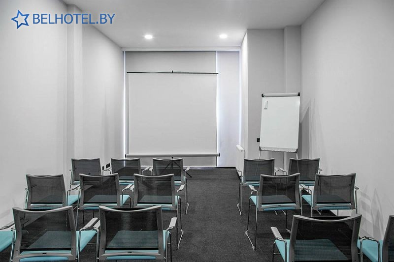 Hotels in Belarus - hotel Willing - Conference room