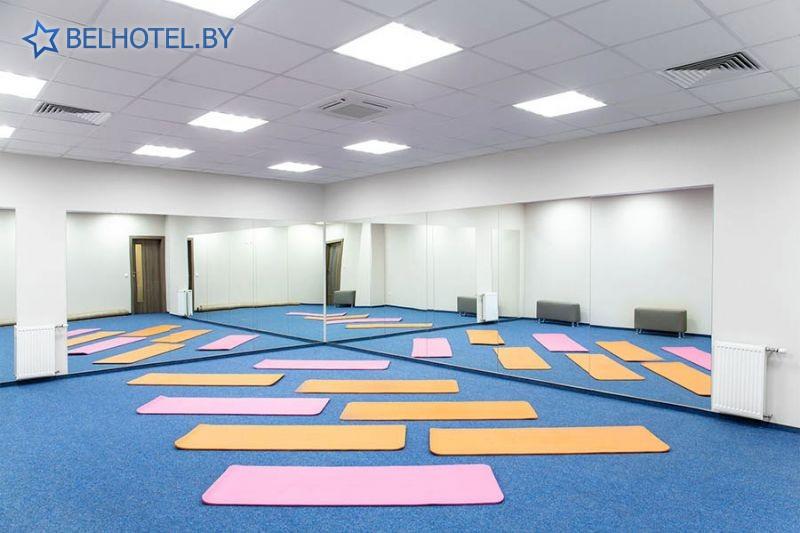 Hotels in Belarus - hotel Willing - Fitness center