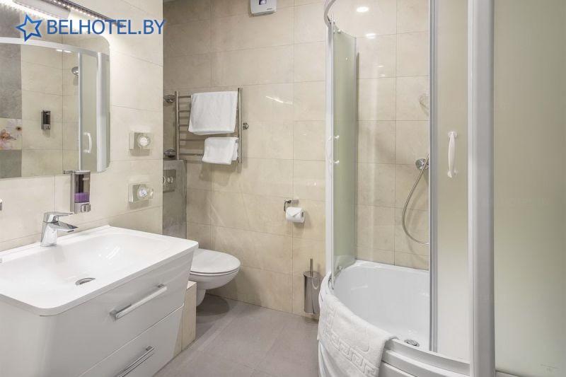 Hotels in Belarus - hotel Willing - single 1-room Single (hotel)