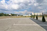 отель Хэмптон бай Хилтон Брест / Hampton by Hilton Brest - Автостоянка